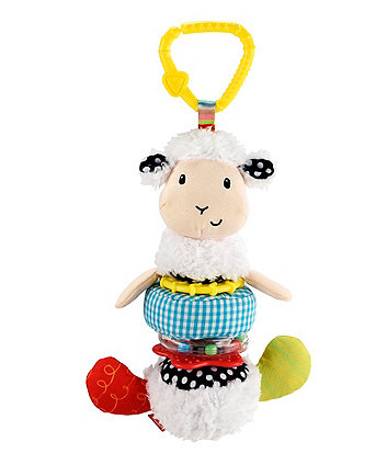 Early Learning Centre Blossom Farm Lily Lamb Jiggler