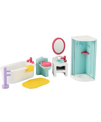 Early Learning Centre  Rosebud Splash Bathroom