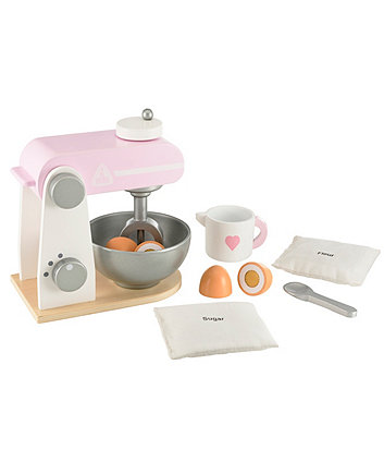 Early Learning Centre wooden kitchen mixer