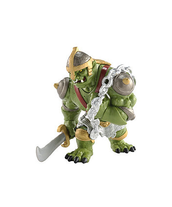 Early Learning Centre Warrior Troll