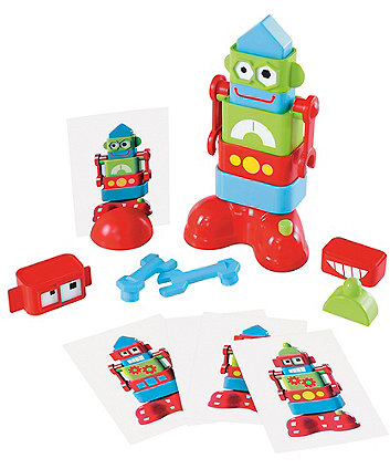Early Learning Centre Rockin' Robot Game