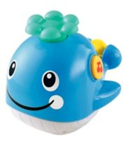 Early Learning Centre Lights and Sounds Bath Whale