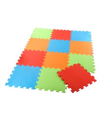 Early Learning Centre Recreation Mat - 12 Piece