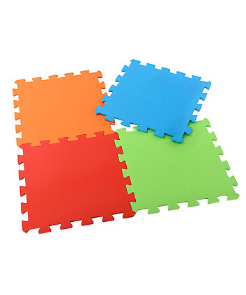 Early Learning Centre Recreation Mats - 4 Pack