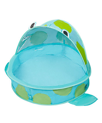 Early Learning Centre UV frog Pop-Up Shade Pool