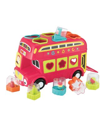 Early Learning Centre Sape Sorting Bus