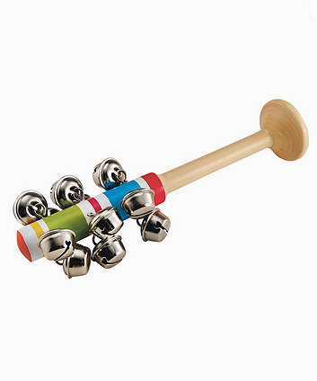 Early Learning Centre Wooden Jingle Bell
