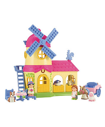 Early Learning Centre Happyland Windmill Farm Playset