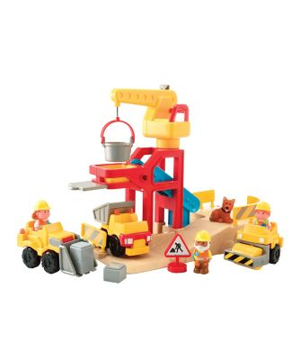 Early Learning Centre Happyland Mega Construction Set