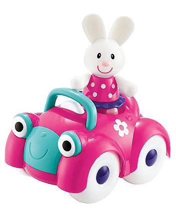 Early Learning Centre Elc Toybox Rosie Rabbit And Motor Car