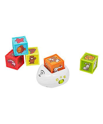Early Learning Centre Animal Cubes