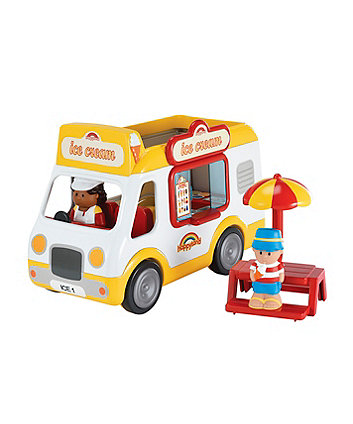 Early Learning Centre Happyland Ice Cream Van