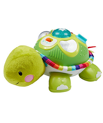 Early Learning Centre Light & Sound Crawl Tortoise