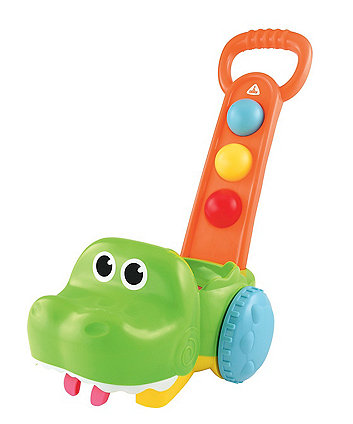 Early Learning Centre Push And Go Crocodile