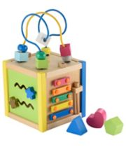 Early Learning Centre Wooden Activity Cube
