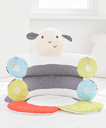 Early Learning Centre Bf Sit Me Up Lamb
