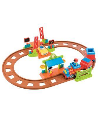 Early Learning Centre Happyland Magic Motion Train Set