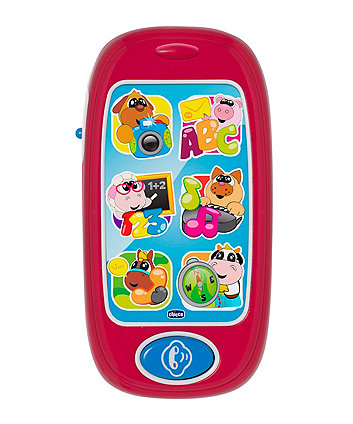 Early Learning Centre Chicco Animal Smart Phone