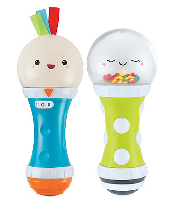 Early Learning Centre Little Senses Baby Maracas