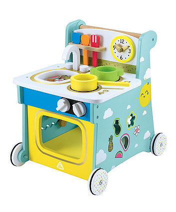 Early Learning Centre Wooden Activity Kitchen