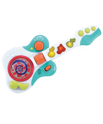Early Learning Centre Lights And Sounds Guitar