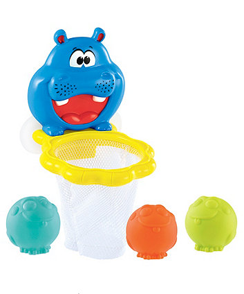 Early Learning Centre Hoop And Dunk Hippo