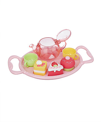 Early Learning Centre Pink Bath Time Tea Party