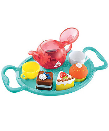Early Learning Centre Blue Bath Time Tea Party