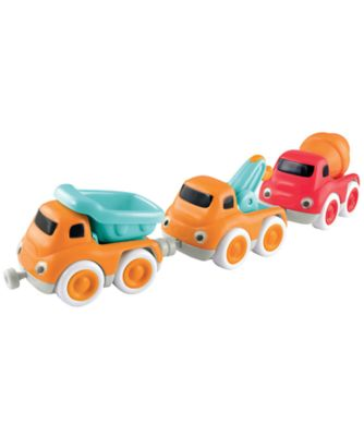 Early Learning Centre Whizz World Construction Car Trio