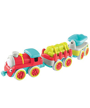 Early Learning Centre Whizz World Train Magnetic Trio Set