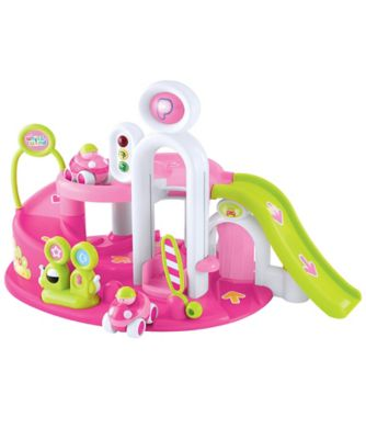 Early Learning Centre Whizz World Lights And Sounds Garage Pink