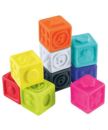 Early Learning Centre Squeeze And Play Blocks