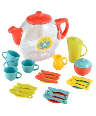 Early Learning Centre Deluxe Tea Pot Set - 27 Piece