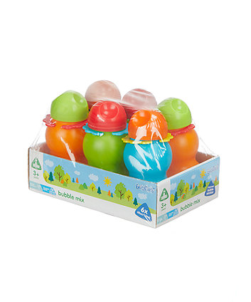 Early Learning Centre Bubble Mix - 6 Pack