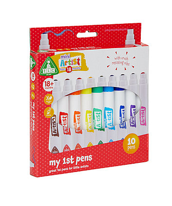 Early Learning Centre My First Colouring Felt Tip Pens
