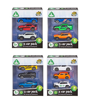 Early Learning Centre 3 Car Pack