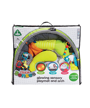 Early Learning Centre Little Senses Playmat & Gym