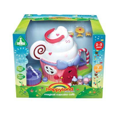 Early Learning Centre Happyland Cupcake House