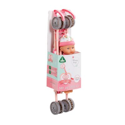 Early Learning Centre Cupcake With Stroller Set