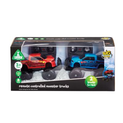 Early Learning Centre Big City Truck Twin Pack