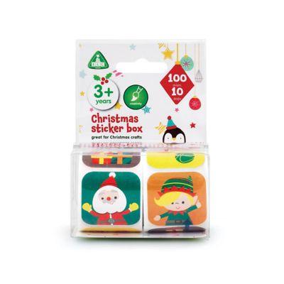 Early Learning Centre Xmas Sticker Box