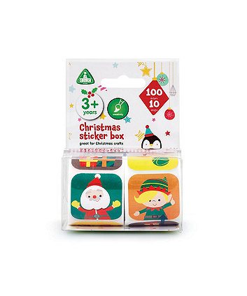 Early Learning Centre Christmas Sticker Box
