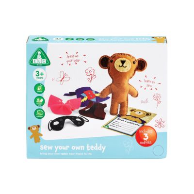 Early Learning Centre Sew Your Own Teddy Bear