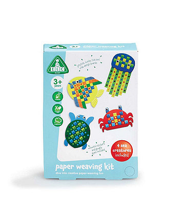 Early Learning Centre Sea Creatures Paper Weaving Kit
