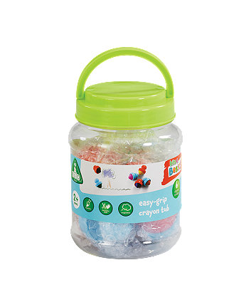 Early Learning Centre Easy-Grip Five Crayons Tub
