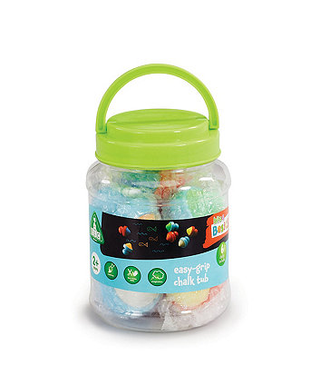 Early Learning Centre Easy-Grip Six Chalks Tub