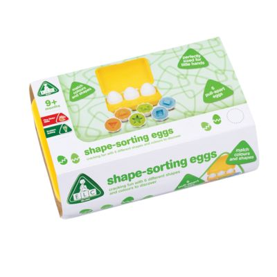 Early Learning Centre Eggs Box Of Fun