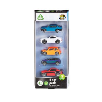 Early Learning Centre Big City 5 Car Pack