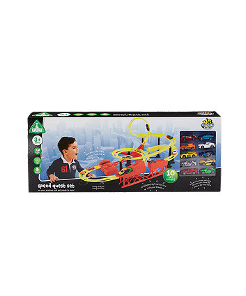 Early Learning Centre Big City Speed Quest Set