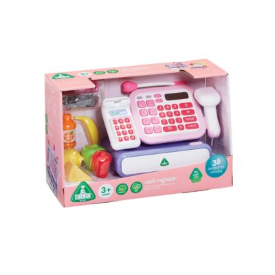 Early Learning Centre Screen Cash Register - Pink